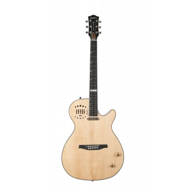 Classical acoustic-electric