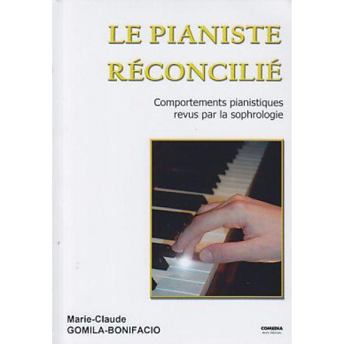 GOMILA GOMILA M. C. - LE PIANISTE RECONCILIE