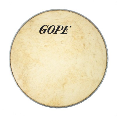 GOPE PERCUSSION GP-PA10 - NATURAL DRUMHEAD 10