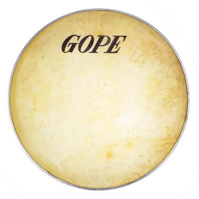 GOPE PERCUSSION GP-PA26 - NATURAL DRUMHEAD 26
