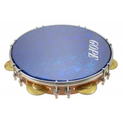 GOPE PERCUSSION PA10D7HOL-BL - 10
