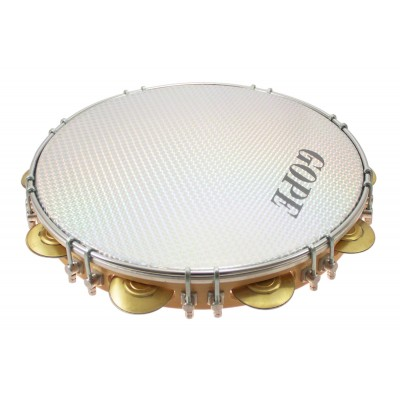 GOPE PERCUSSION PA12D9HOL-WH - 12