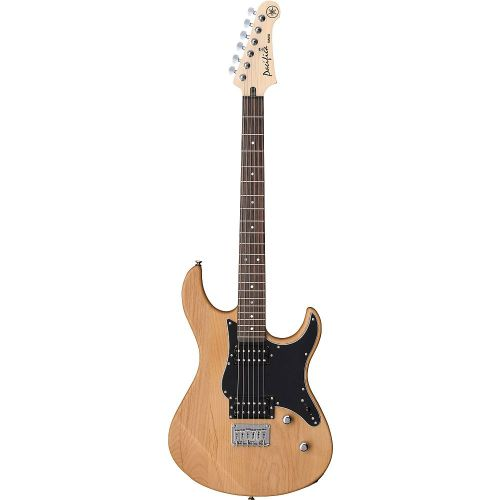 YAMAHA PACIFICA GPA120HYNS YELLOW NATURAL SATIN