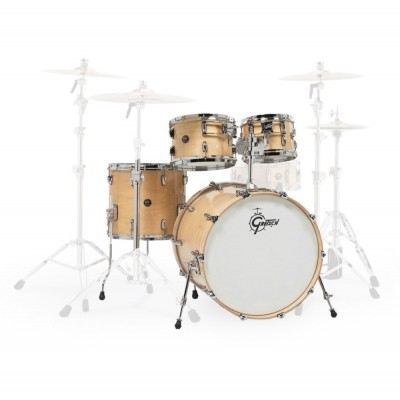 """GRETSCH DRUMS RENOWN MAPLE STAGE STANDARD 22"""" GLOSS NATURAL"""