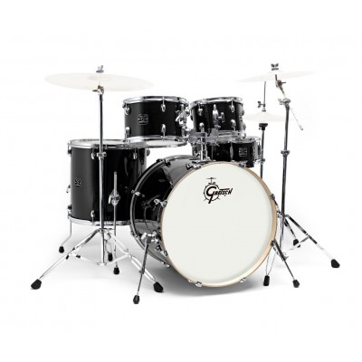 GRETSCH DRUMS GE2-E825TK-BK - NEW ENERGY STAGE 22