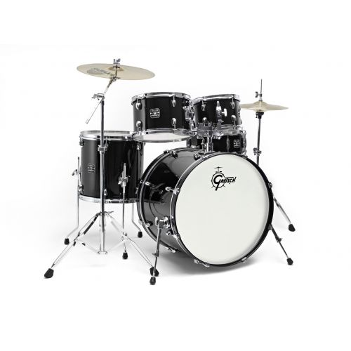 GRETSCH DRUMS GE1-E605TK-BK - NEW ENERGY FUSION 20