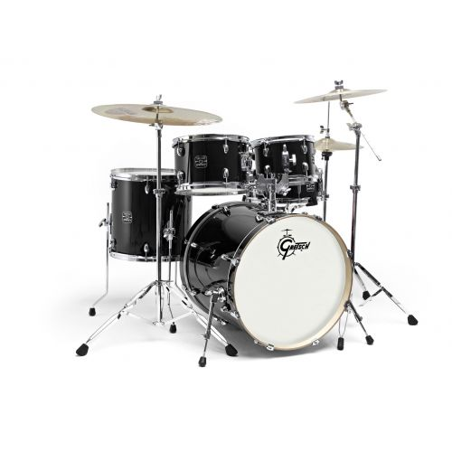 GRETSCH DRUMS GE2-E605TK-BK - NEW ENERGY FUSION 20