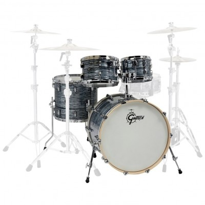 GRETSCH DRUMS RN2-E8246-SOP - RENOWN MAPLE 22/10/12/16 - SILVER OYSTER PEARL