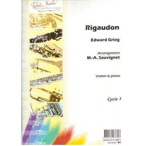 ROBERT MARTIN CAMPRA A. - SAUVIGNET - RIGAUDON