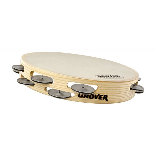 GROVER PRO PERCUSSION T2/GS -BANTAMWEIGHT™ GERMAN SILVER 10