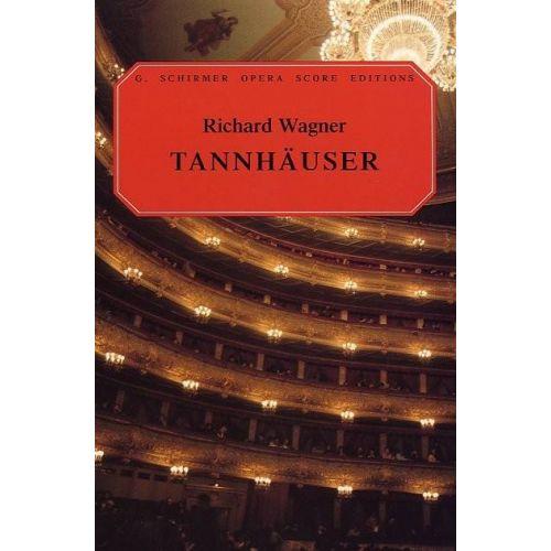HAL LEONARD WAGNER RICHARD - TANNHAUSER