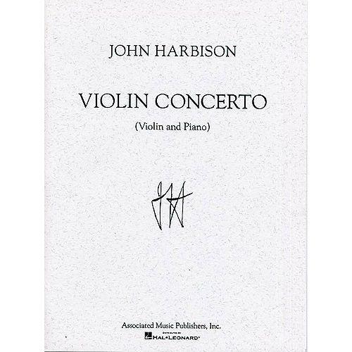 SCHIRMER JOHN HARBISON - VIOLIN CONCERTO - VIOLIN
