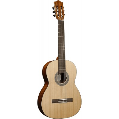 SANTOS Y MAYOR NATURAL CLASSICAL GUITAR 4/4 LEFT-HANDED