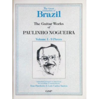 GSP NOGUEIRA PAULINHO - THE GUITAR WORKS