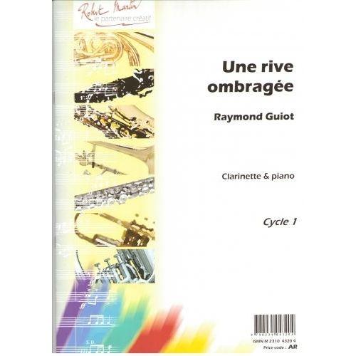 ROBERT MARTIN GUIOT - RIVE OMBRAGÉE (UNE)