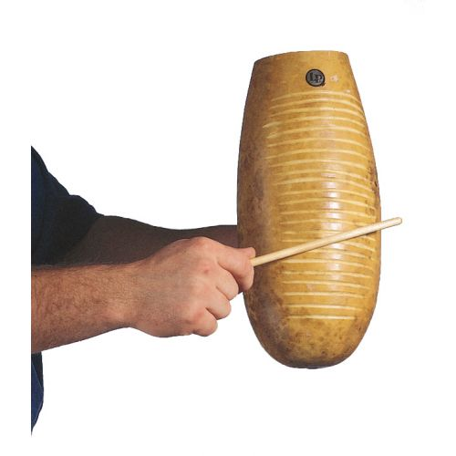 LP LATIN PERCUSSION LP249 - GUIRO CUBAN GOURD WOOD