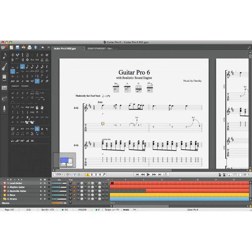 AROBAS MUSIC GUITAR PRO 6 LITE VERSION SOFTWARE ZUM DOWNLOAD IM KUNDENKONTO (RUBRIK