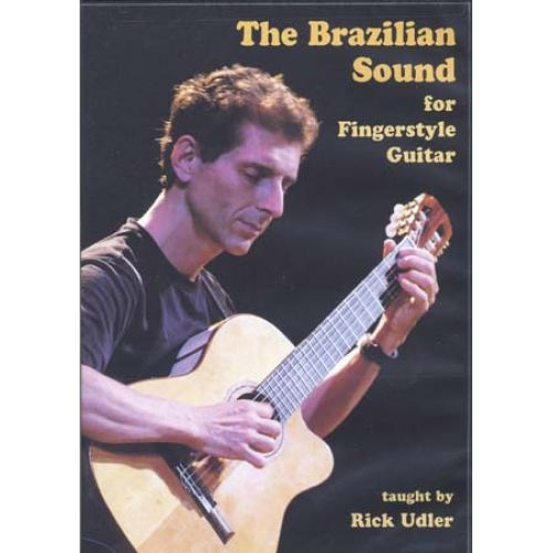 MUSIC SALES UDLER R. - BRAZILIAN SOUND FOR FINGERSTYLE GUITAR