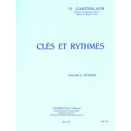 HORTENSIA GARTENLAUB O. - CLES ET RYTHMES VOL.2