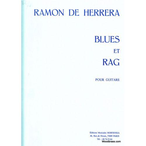 HORTENSIA HERRERA RAMON (DE) - BLUES ET RAG