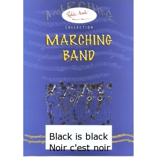ROBERT MARTIN WADEY HAYES GRANGER - SMITH M. - BLACK IS BLACK NOIR C'EST NOIR