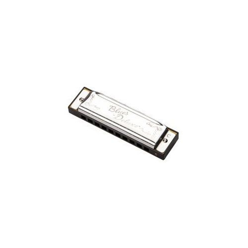 FENDER BLUES DELUXE HARMONICA KEY A CHROME
