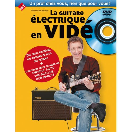 hit diffusion pain hermier o la guitare electrique en video livre dvd guitare electrique. Black Bedroom Furniture Sets. Home Design Ideas
