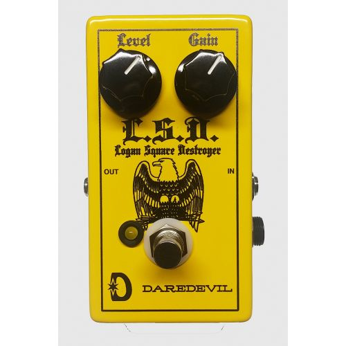 DAREDEVIL PEDALS LOGAN SQUARE DESTROYER