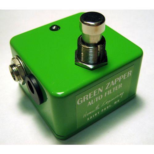 HENRETTA ENGINEERING GREEN ZAPPER AUTO FILTER WAH