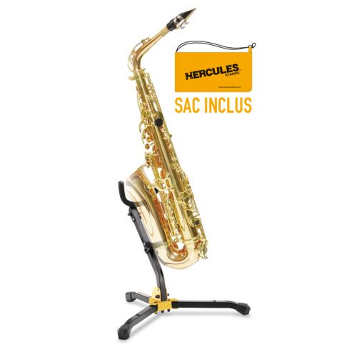 HERCULES STANDS ALTO / TENOR SAXOPHONE STAND DS530BB