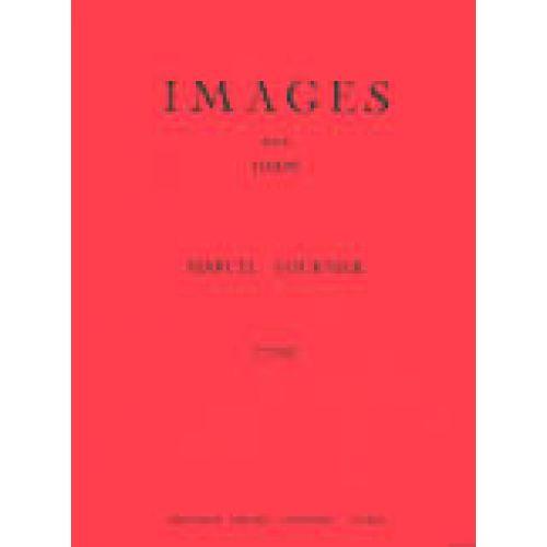LEMOINE TOURNIER MARCEL - IMAGES : SUITE N°2 - HARPE