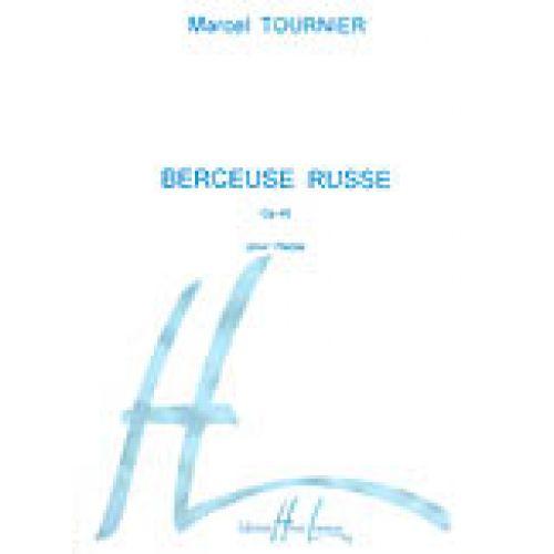 LEMOINE TOURNIER MARCEL - BERCEUSE RUSSE OP.40 - HARPE