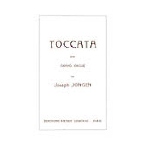 LEMOINE JONGEN JOSEPH - TOCCATA - ORGUE