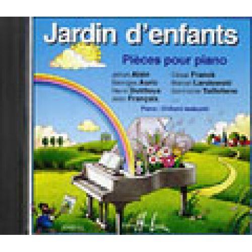 LEMOINE JARDIN D'ENFANTS - CD SEUL - PIANO