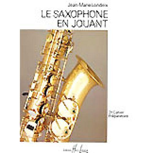 LEMOINE LONDEIX JEAN-MARIE - SAXOPHONE EN JOUANT VOL.2