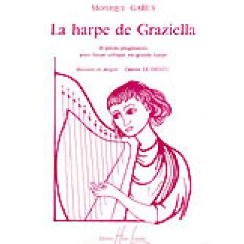 LEMOINE GABUS MONIQUE - HARPE DE GRAZIELLA - HARPE