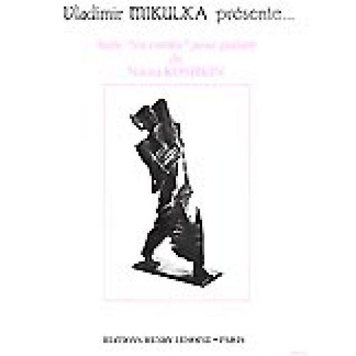 LEMOINE KOSHKIN NIKITA - SUITE 6 CORDES - GUITARE