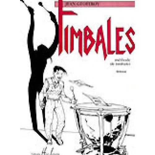 LEMOINE GEOFFROY JEAN - MÉTHODE DE TIMBALES