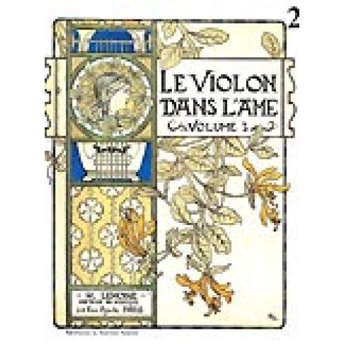 LEMOINE GARLEJ BRUNO - VIOLON DANS L'ÂME VOL.2