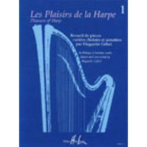 LEMOINE GELIOT HUGUETTE - LES PLAISIRS DE LA HARPE VOL.1 - HARPE