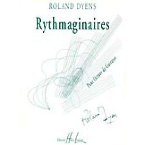 LEMOINE DYENS ROLAND - RYTHMAGINAIRES - OCTUOR GUITARES