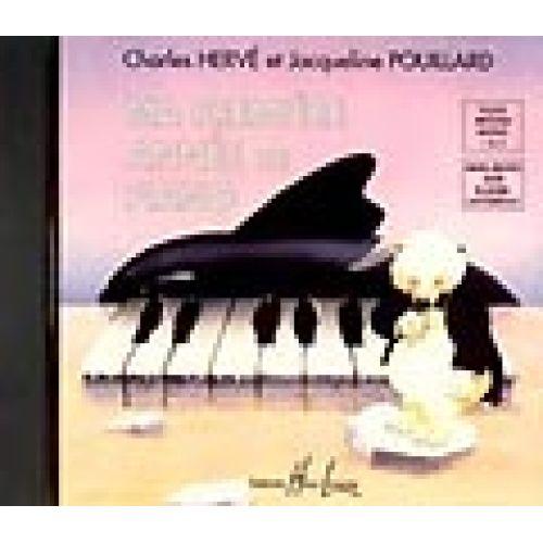 LEMOINE HERVE C. / POUILLARD J. - MA 1ÈRE ANNÉE DE PIANO - CD SEUL