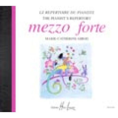 LEMOINE QUONIAM BÉATRICE - MEZZO FORTE - PIANO - CD SEUL