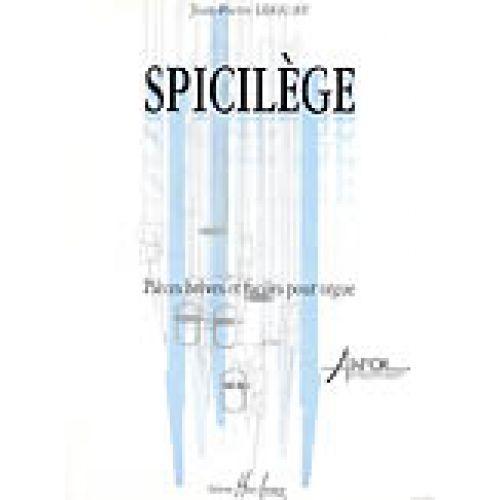 LEMOINE LEGUAY JEAN-PIERRE - SPICILEGE - HARPE