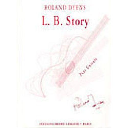 LEMOINE DYENS ROLAND - L.B. STORY - GUITARE