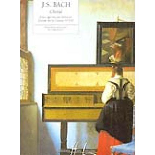 LEMOINE BACH J.S. - JÉSUS QUE MA JOIE DEMEURE - CANTATE 147 - PIANO