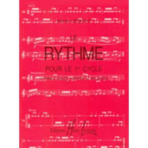 LEMOINE LEDOUT ANNIE - RYTHME POUR LE 1ER CYCLE