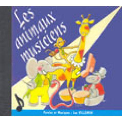 LEMOINE VILLEMIN LUC - ANIMAUX MUSICIENS - CD SEUL