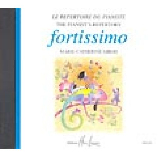 LEMOINE QUONIAM BEATRICE - FORTISSIMO - CD SEUL - PIANO