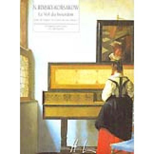 LEMOINE RIMSKY-KORSAKOV N. - VOL DU BOURDON - PIANO